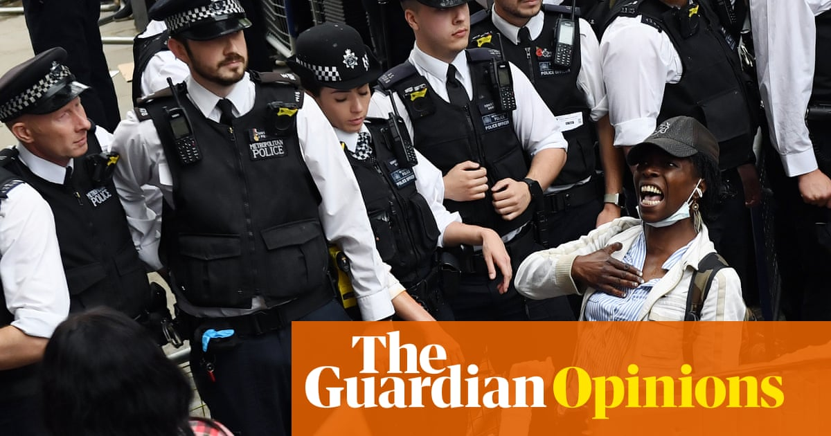 The racism that killed George Floyd was built in Britain | Afua Hirsch