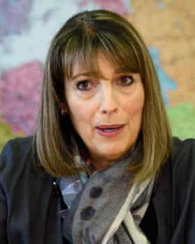 Carolyn McCall, ITV's chief executive