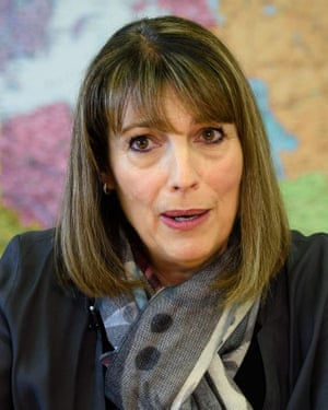 Carolyn McCall, ITV's chief executive