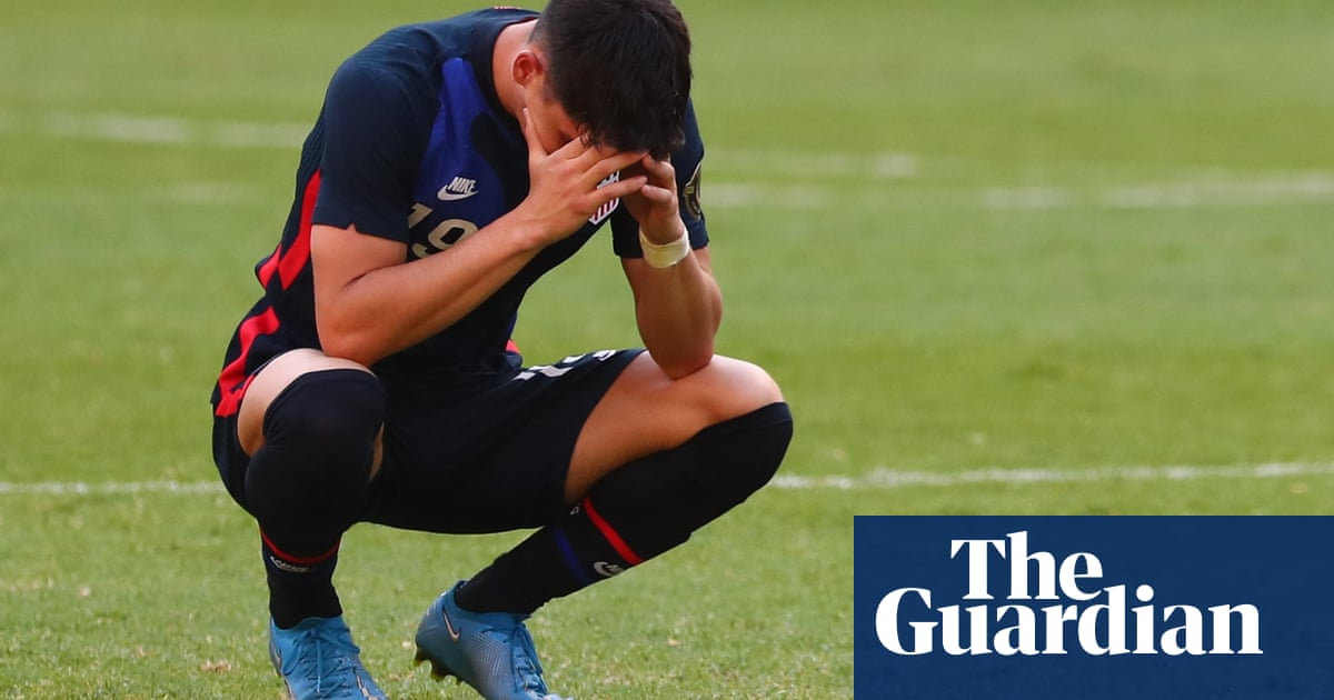The USMNT's Olympic failure shows a lack of leadership not talent