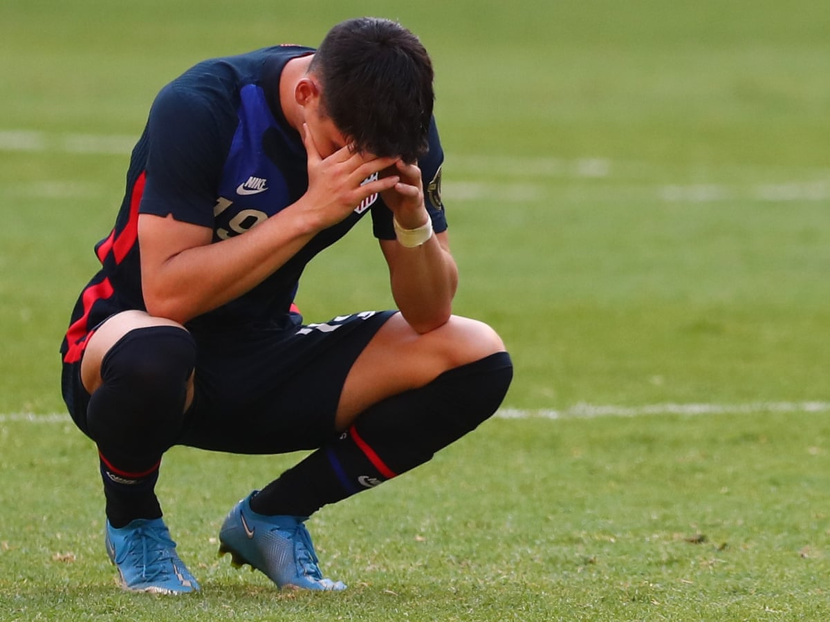 The Usmnt S Olympic Failure Shows A Lack Of Leadership Not Talent Usa The Guardian