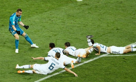 Spain out, Croatia squeaking through and Sergio Ramos's barber – World Cup Football Daily