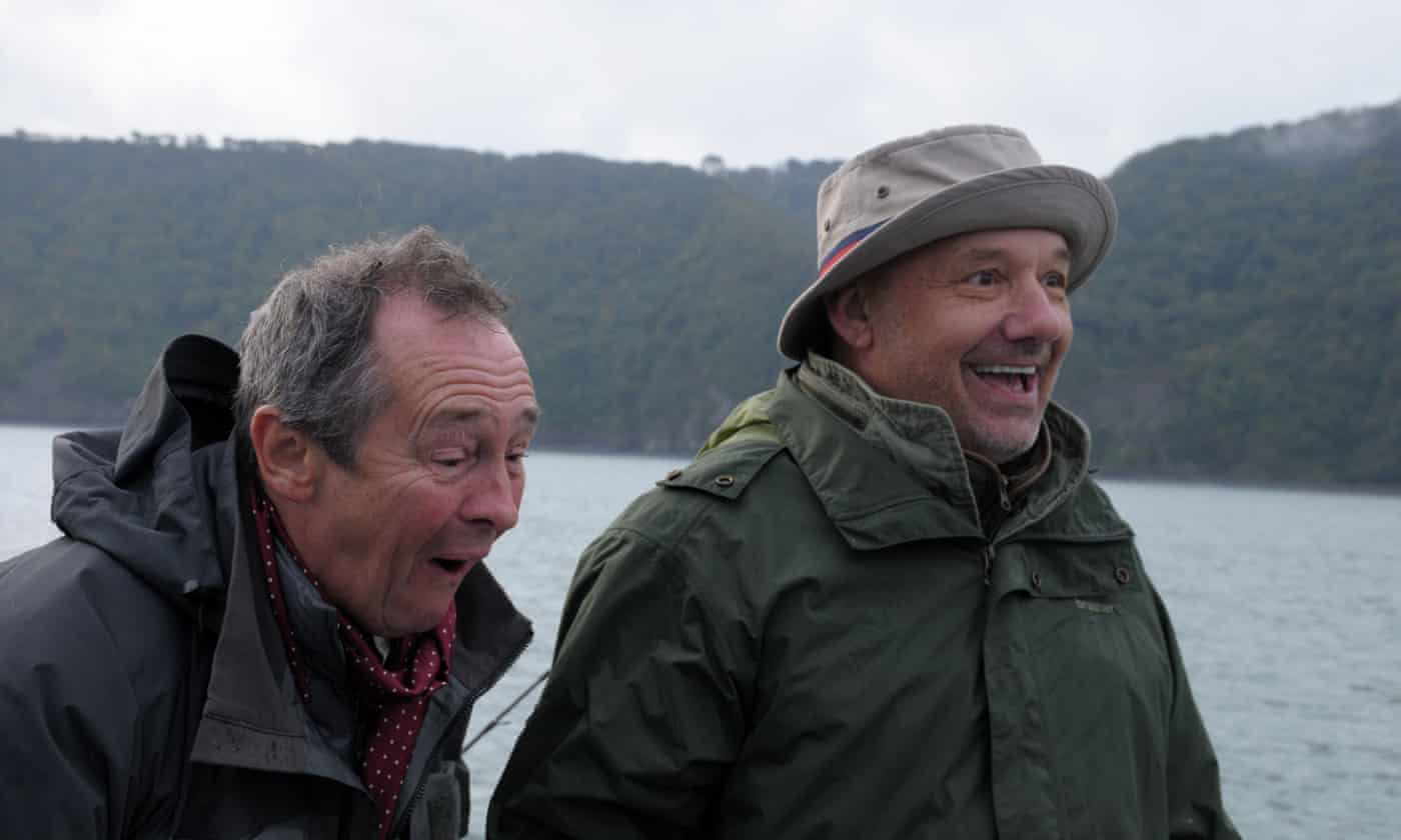 Mortimer and Whitehouse: Gone Fishing review – they've caught a real beauty