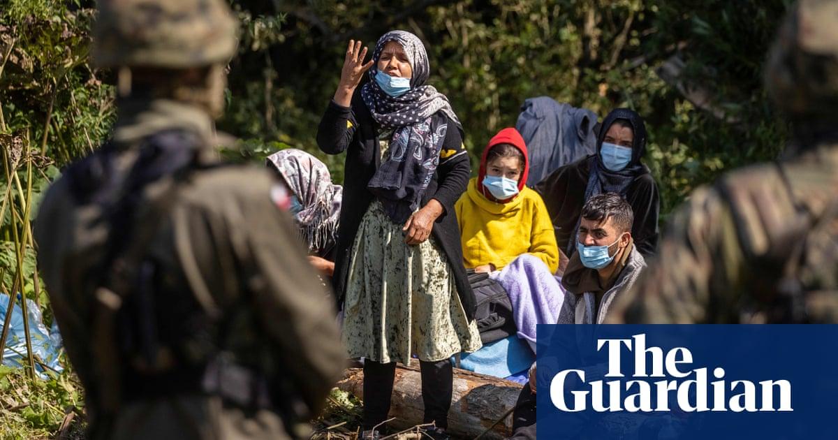 Fears grow for Afghan refugees stuck in 'Kafkaesque' Poland-Belarus standoff