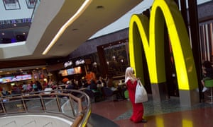 Migrant workers employed at McDonald's Mid-Valley in Kuala Lumpur, seen here, claim they were paid erratically by the labour supply company that hired them