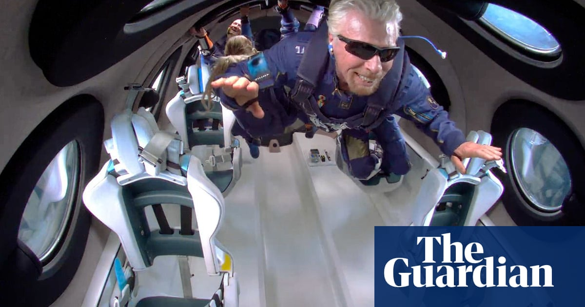 The billionaire space race – podcast