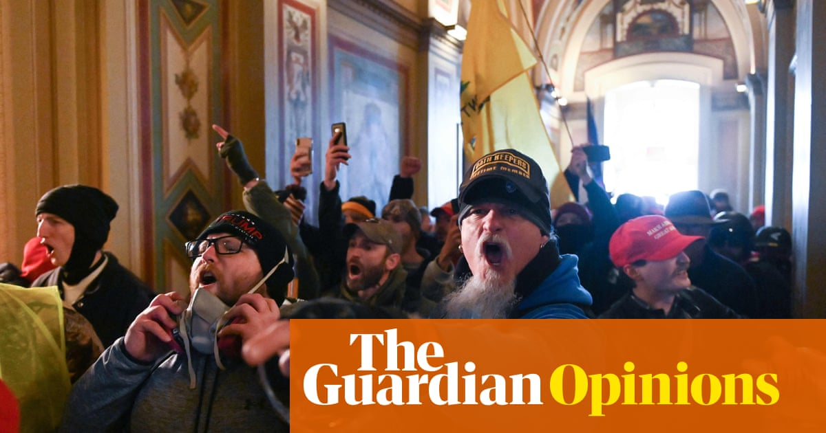 Two decades after 9/11, the real threat to the US is our own far right