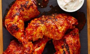 Felicity Cloake's perfect piri piri chicken.