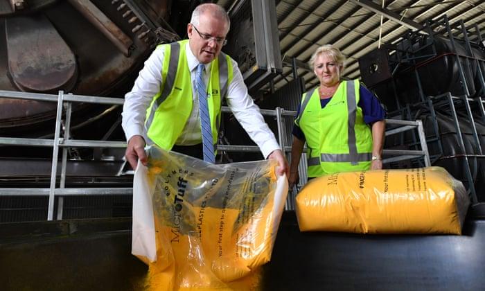 Scott Morrison Pledges $30m to Fund New Mining School in QLD