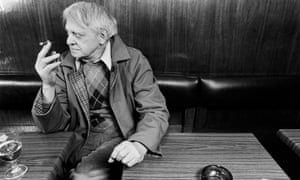 Anthony Burgess, pictured in 1987.