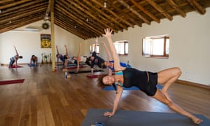 Suryalila yoga retreat with Destination Yoga