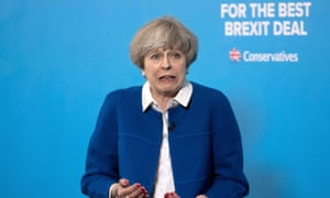 'The cowardice of May and Corbyn is preparing the ground for a nationalist reaction to Brexit's inevitable disappointment.'