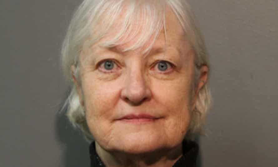 Marilyn Hartman, known as the 'serial stowaway' for sneaking onto planes for nearly a decade.