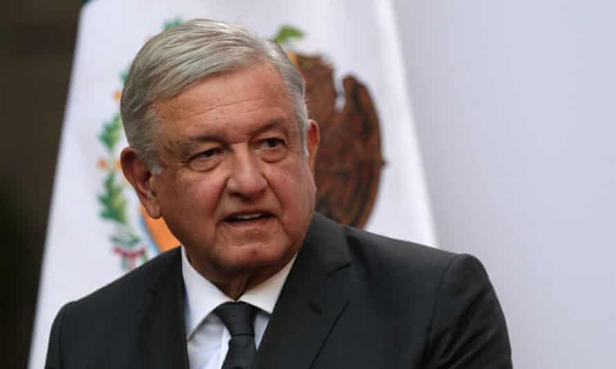 Mexican President Andres Manuel Lopez Obrador has tested positive for coronavirus.
