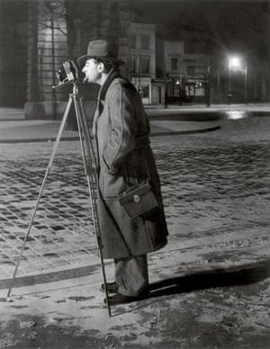 On the Boulevard Saint Jacques 1930-1932