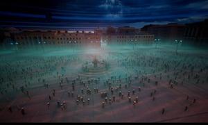 Screen Shot of VR gig for Virtual Helsinki by JVG