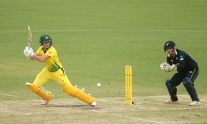 Australia v New Zealand, third ODI