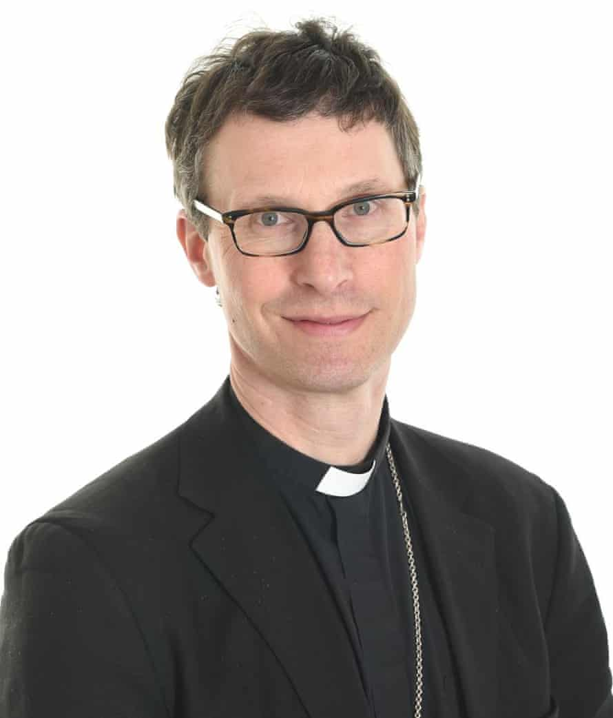Rt Revd Philip North who has been appointed the next Bishop of Sheffield