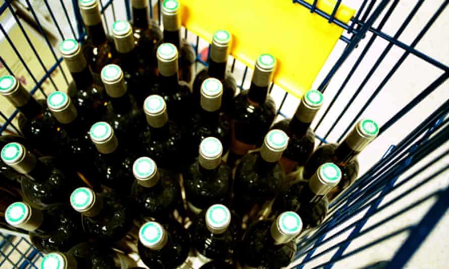 Tesco's wine range is being reduced