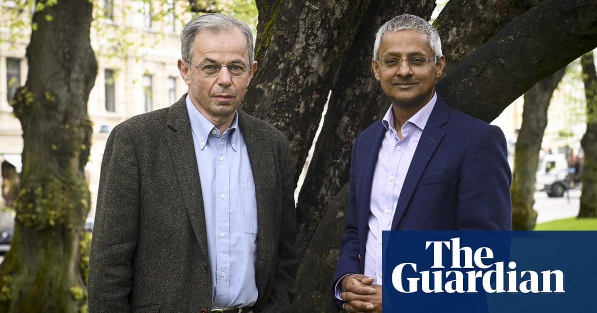 UK scientists win £2.2m Breakthrough prize for DNA reading advances