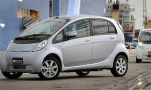 Electric cars arrive in Australia