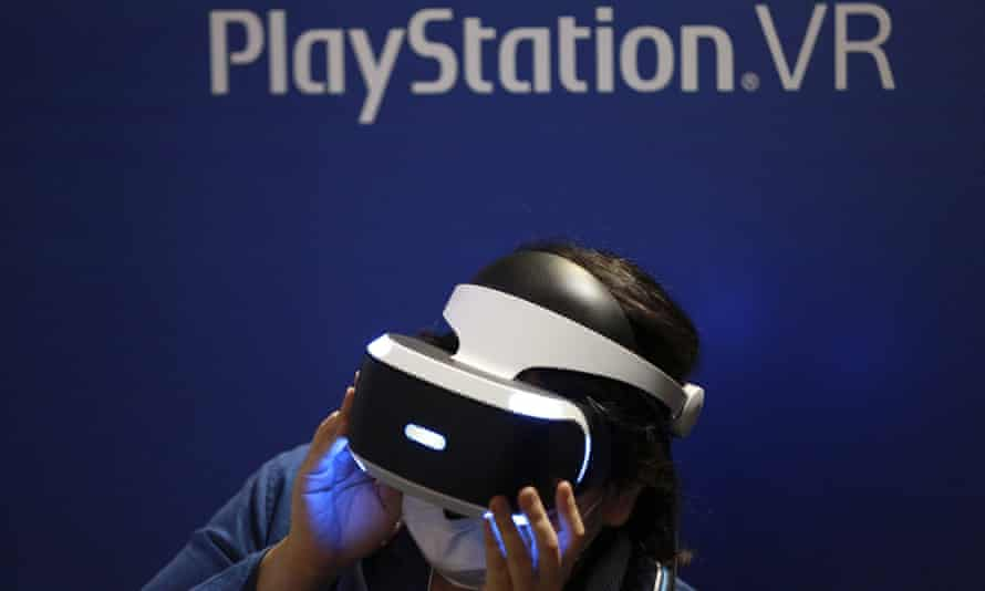 Playstation VR, which is being launched next week