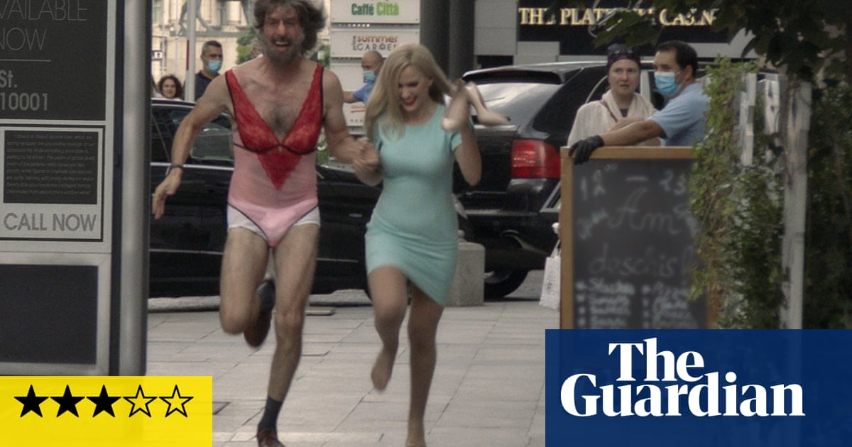 Borat Subsequent Moviefilm review – cinemas top troll goes baiting in Trumps US