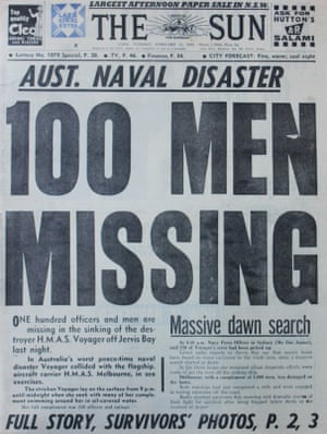 The Sun report on the disaster