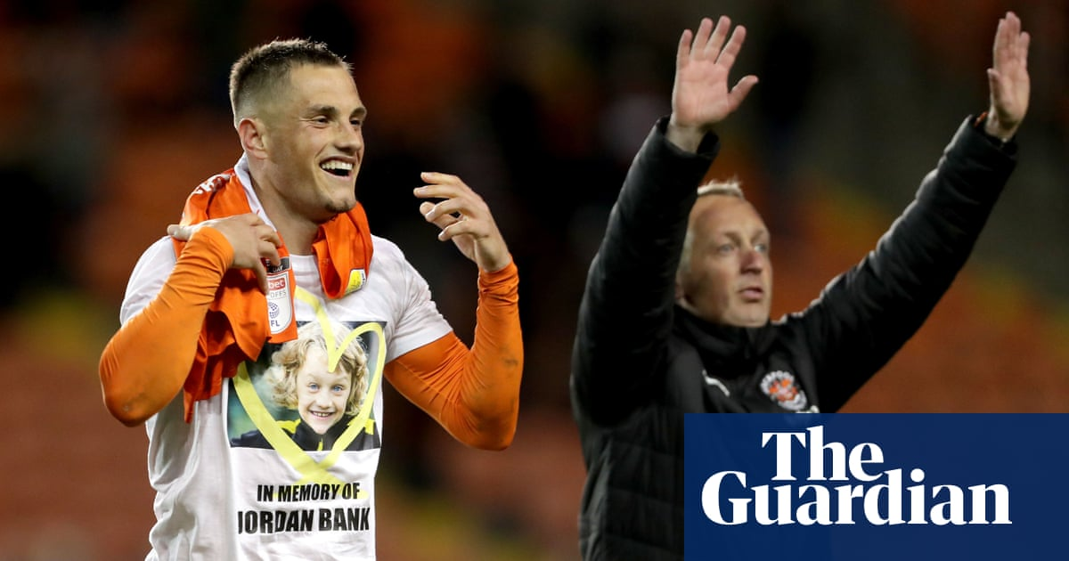 Blackpool through to League One play-off final after 3-3 draw with Oxford