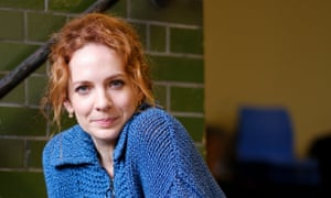 Katherine Parkinson: 'I remember really being impressed if my dad was made to laugh. It was a big thing in our house.'