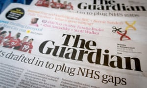 The Guardian newspaper