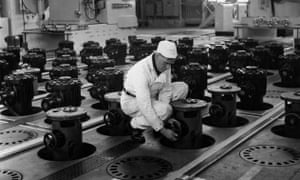 2521 - British nuclear archive files withdrawn without explanation