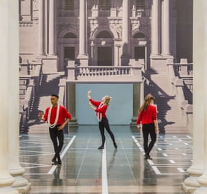 Pablo Bronstein Review No Disco Dads Allowed In Tate S