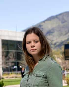 Alison Berg is a reporter with The Utah Statesman.