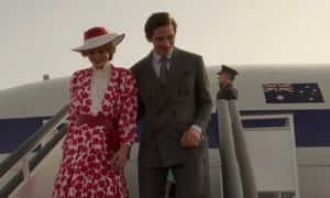 The Crown: Australia Ep - Charles and Diana