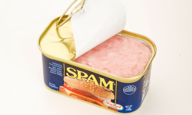 Spam master thesis