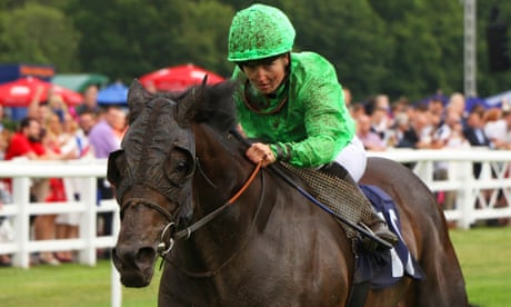Khadijah Mellah overwhelmed by interest after Glorious Goodwood feat