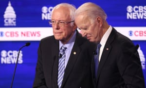 'Why is Biden struggling with young progressives? Well, one reason is that he has spent a lifetime opposing key progressive goals.'