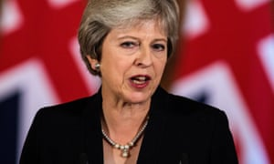 May again attempted to calm the warring factions in her party, calling for 'cool heads'