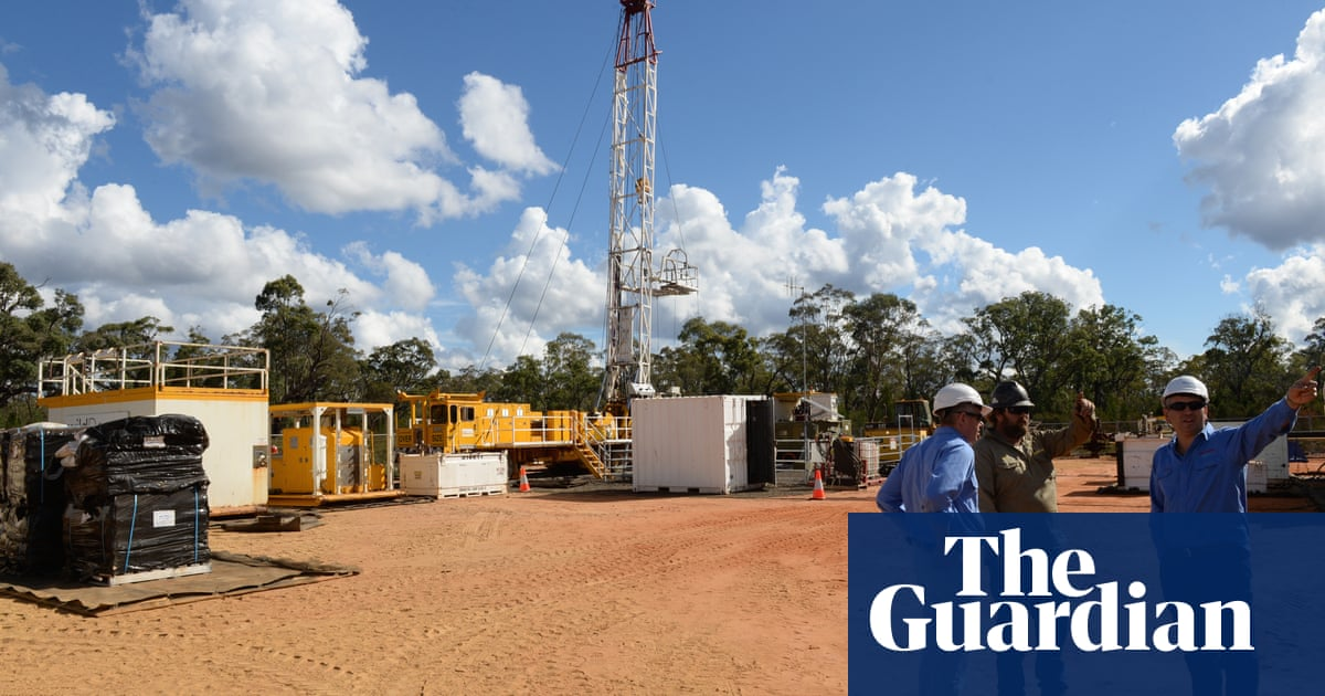 Federal government gives environmental approval to controversial $3.6bn Narrabri gas project | Australia news | The Guardian