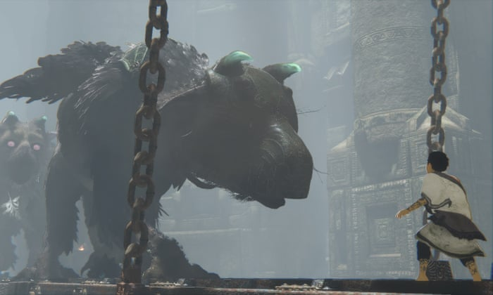 The Last Guardian creator: 'I can't face playing my own game