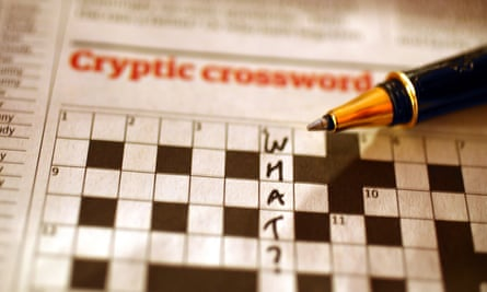 Cryptic crossword<br>A90XM8 Cryptic crossword