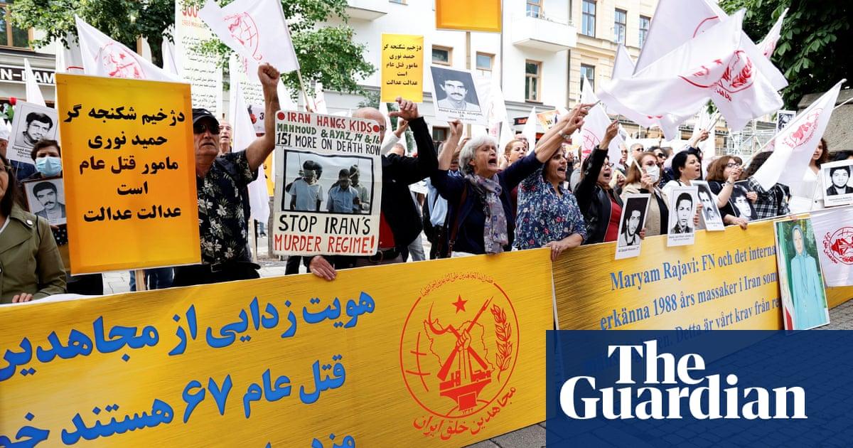 War crimes trial of former Iranian official begins in Sweden