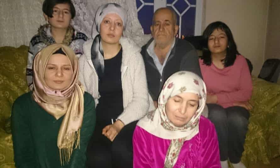 The Khoja family.