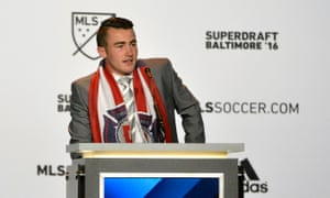 Chicago picked Jack Harrison first in the draft – and then immediately traded him to NYC FC.