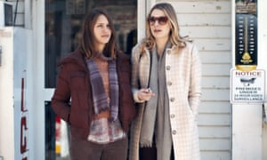 'What's most notable about Mistress America is that it's firstly a story about female friendship' ... Lola Kirke and Greta Gerwig in Mistress America.