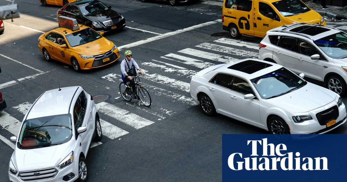 New York City to 'break car culture' and build more than 250 new bike lanes
