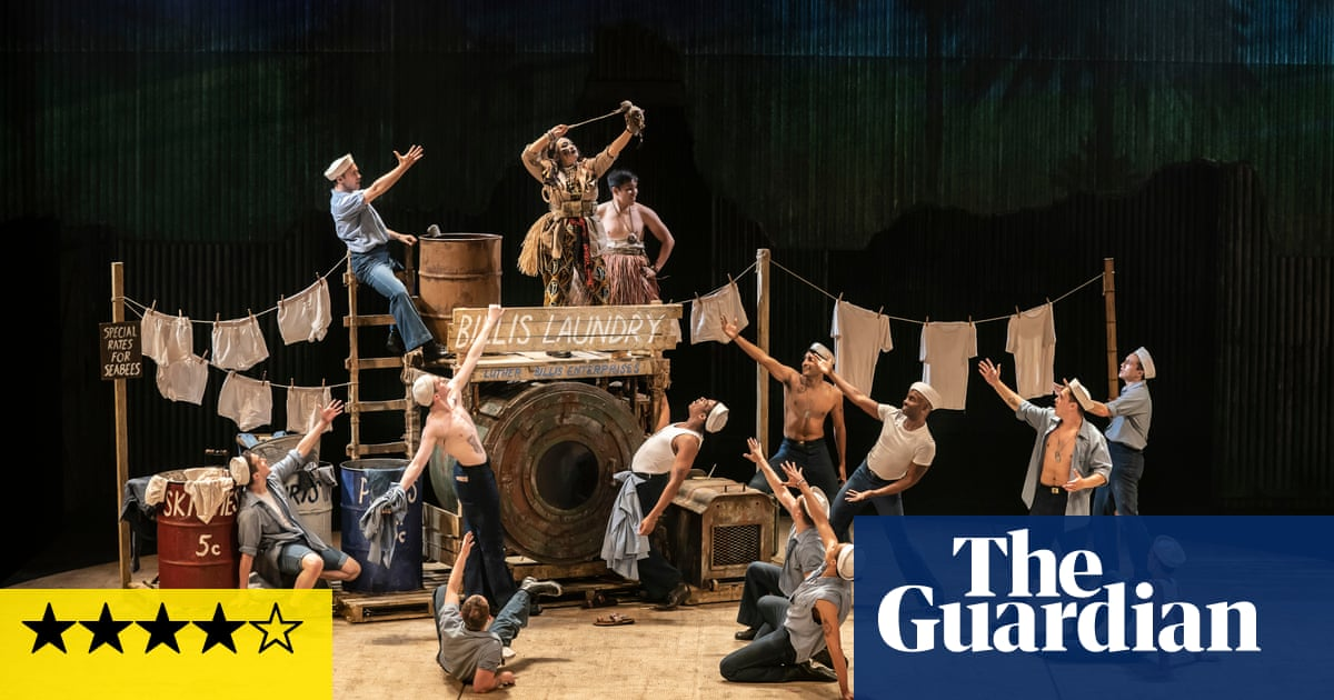 South Pacific review – a radical reappraisal