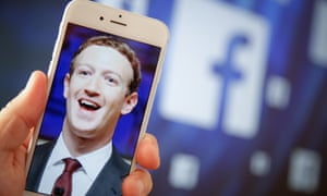 Mark Zuckerberg said: 'We're focused on making sure Facebook isn't just fun to use, but also good for people's wellbeing and for society.'