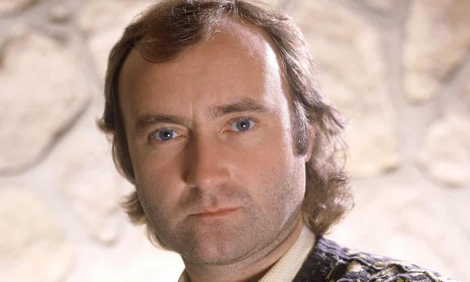 'Phil Collins appeals to women. Men aren't supposed to write heart-on-sleeve confessional songs.'